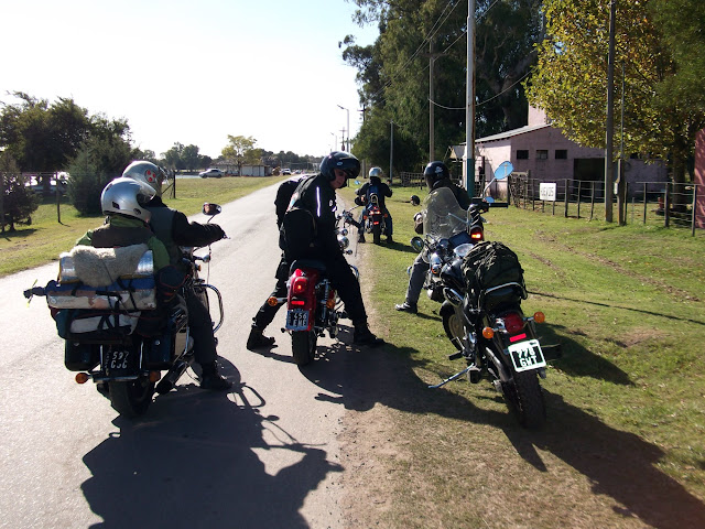 Relato de salida a San Miguel del Monte 08 May 11 DSCF0165