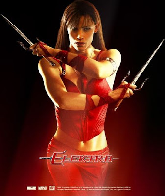jennifer garner elektra wallpaper. Elektra the warrior survives a