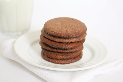 photo of a stack of Reese's Peanut Butter Cookies