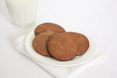 photo of cookies on a plate