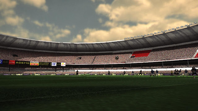 Estadio Vila Belmiro By Gide - Pack de Estadio P-Patch's HQ 2.0