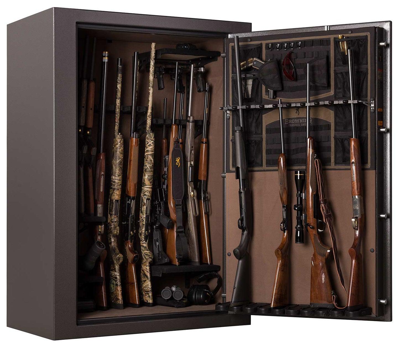 monster vault under bed gun safe