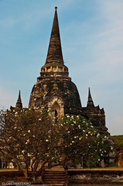 Аюттайя: Блистательная столица Сиама