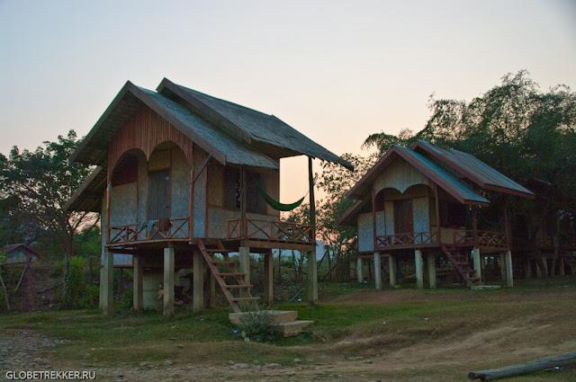 Бюджетное жилье в ВанВьенге: Le Jardin Organique