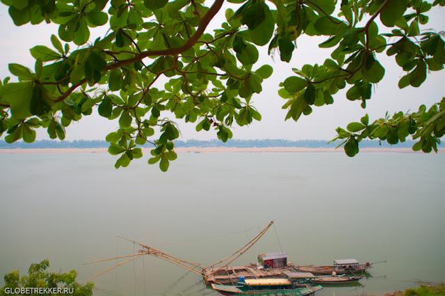 Как добраться из Сием Рипа в Лаос через Крати