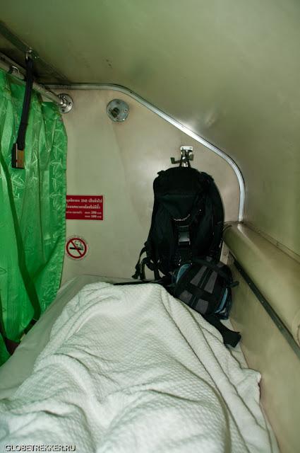 Железные дороги Таиланда: как мы катались на тайском поезде