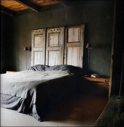 En mi espacio vital muebles recuperados y decoraci n for Muebles con puertas viejas
