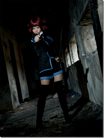 code geass: lelouch of the rebellion cosplay - kallen kozuki stradtfeld 2 by xue lan