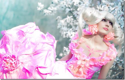 card captor sakura cosplay - the flower by bellatrix aiden