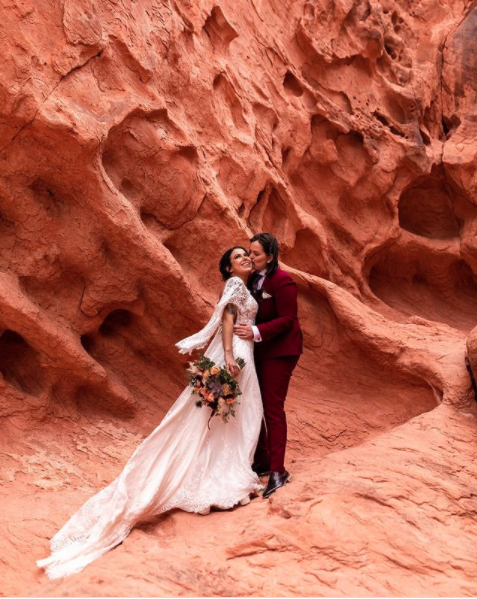 All-Inclusive Weddings and Elopements at Elopement Las Vegas
