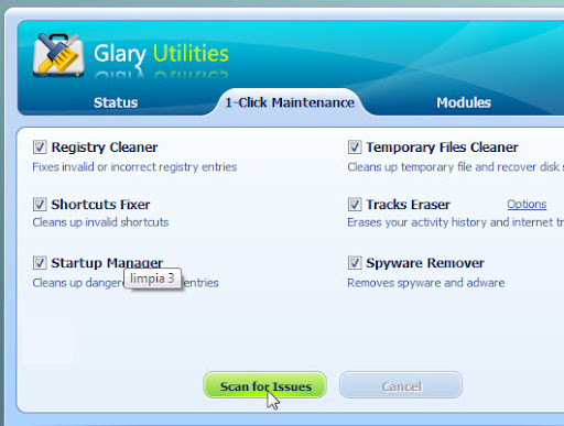 descargar Glary Utilities