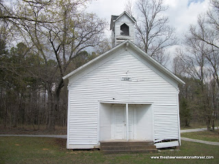 Old Church near Bell Smith Springs
