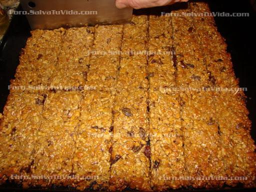 Barritas de cereal (las mejores estas) DSC03540