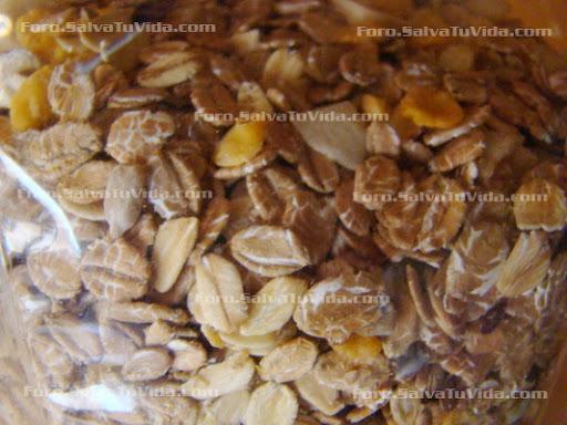 Barritas de cereal (las mejores estas) DSC03560
