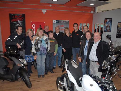 Inauguración Moto Sport Angel