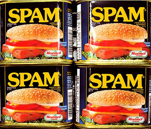 Spam Wins Wars