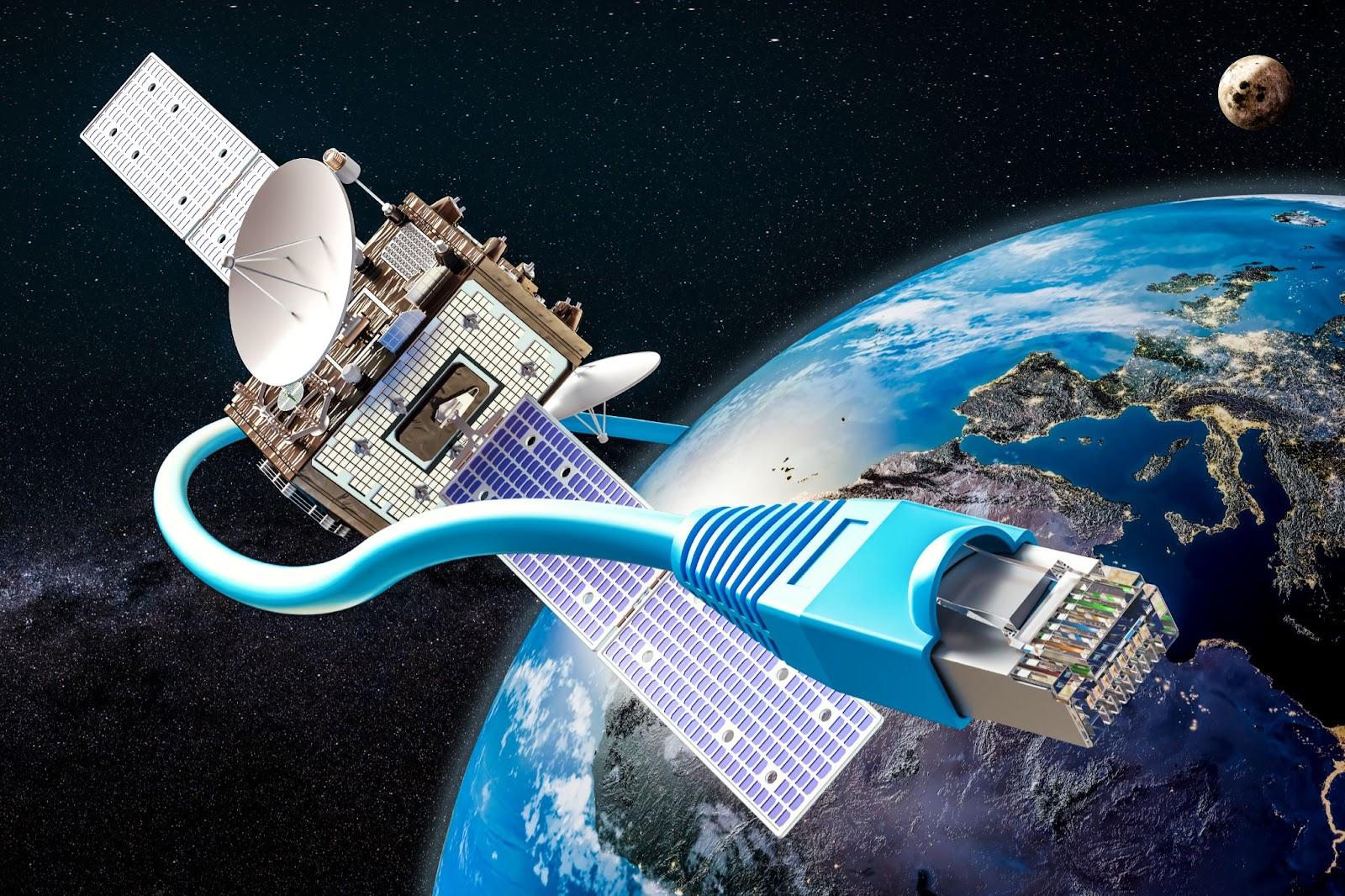 В Британии опасаются, что Starlink и OneWeb будут создавать друг другу помехи