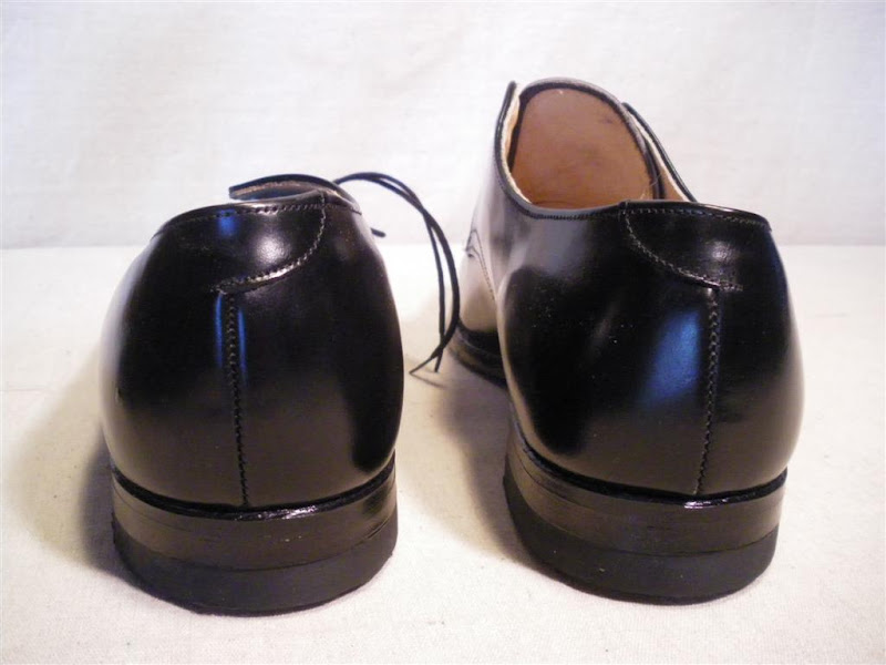 o sullivan s s black army dress heel shoes size 10