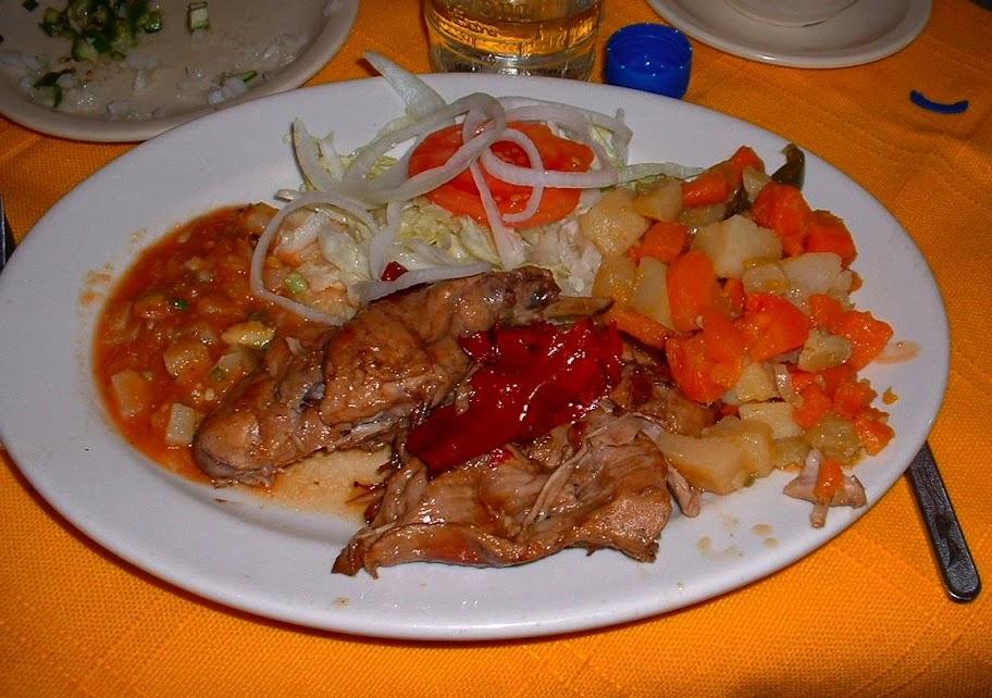Pátzcuaro Favorite Restaurants Ecr_conejo_al_ajillo