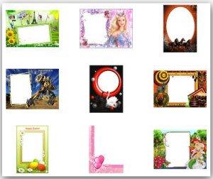 Marcos para fotos gratis online: 5 Páginas recomendadas