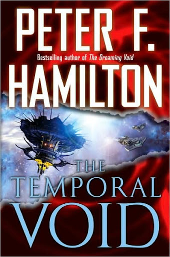 Peter F. Hamilton - The Temporal Void