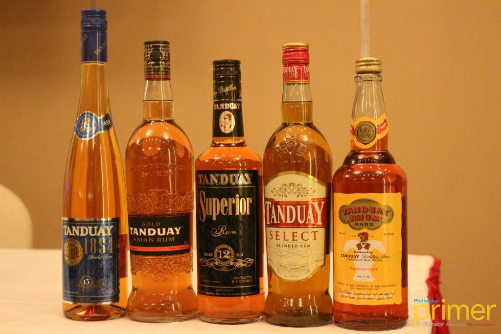 Tanduay: Ranked World's No. 1 Rum | Philippine Primer
