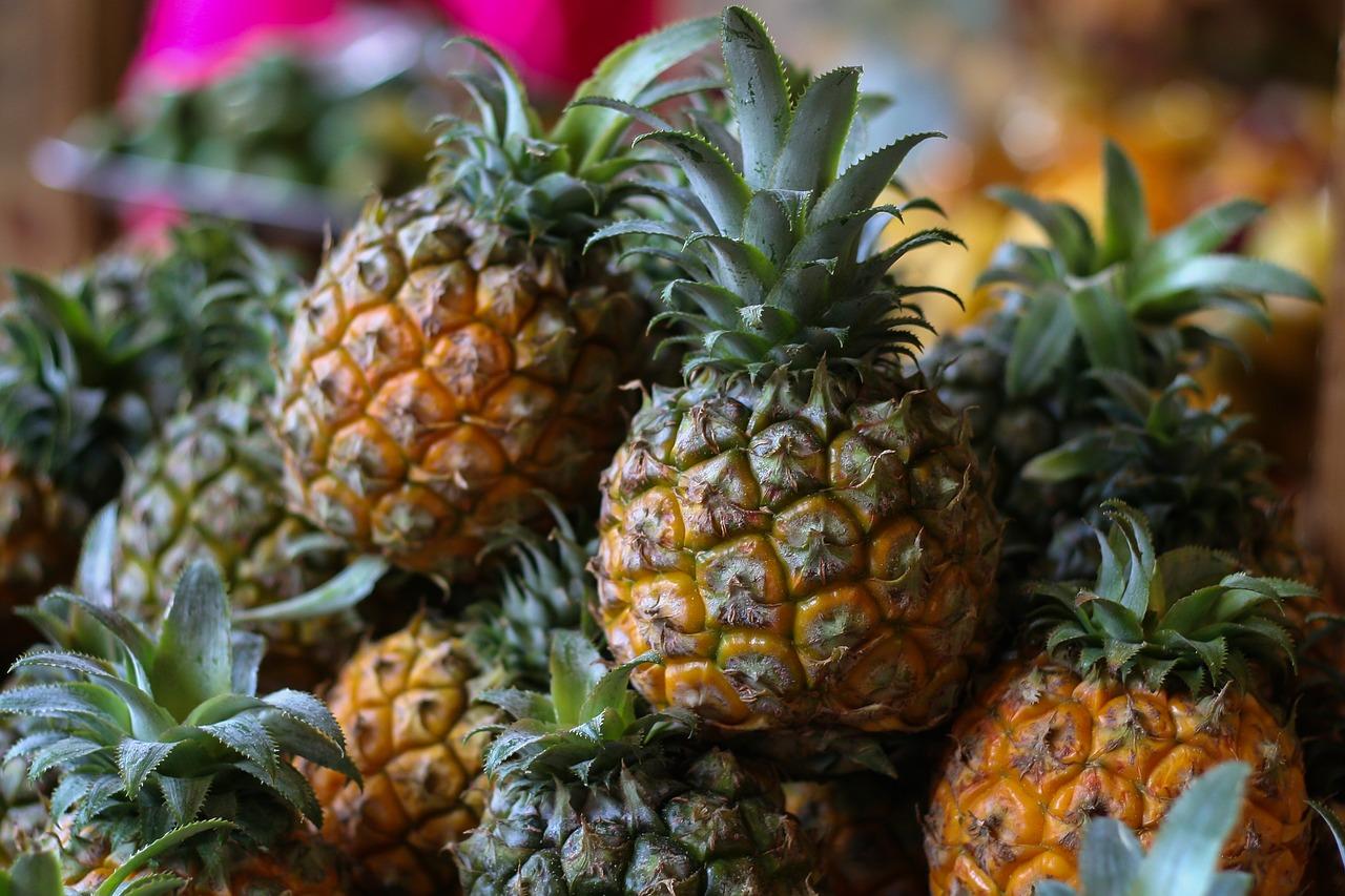 ananassid turul