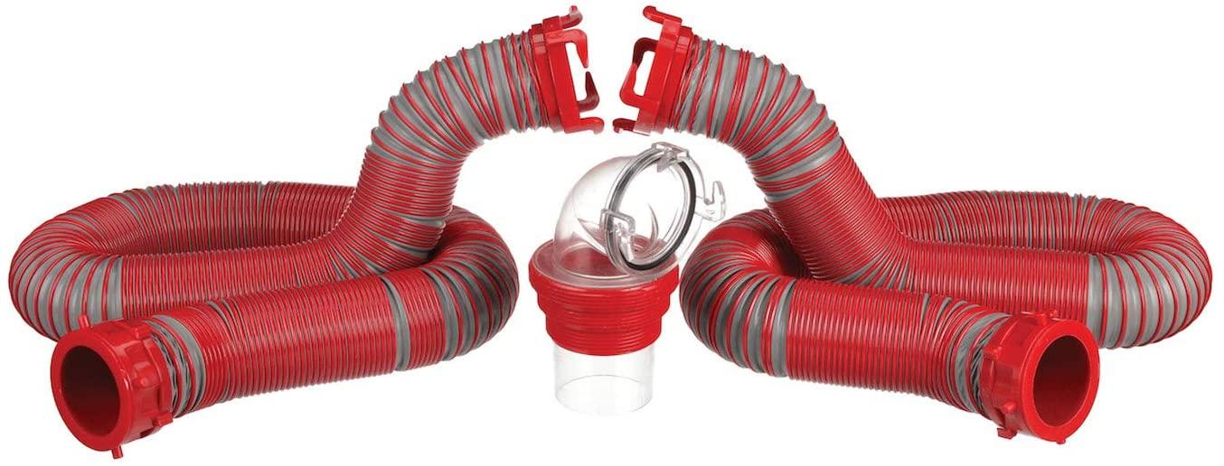 valterra viper 20' sewer hose kit