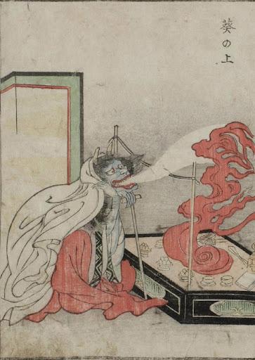 чудовища из японских легенд