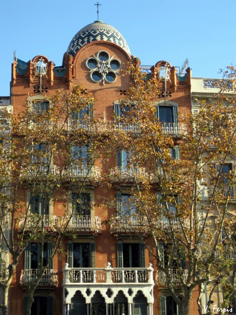 Casa estap barcelona modernista - Casa modernista barcelona ...