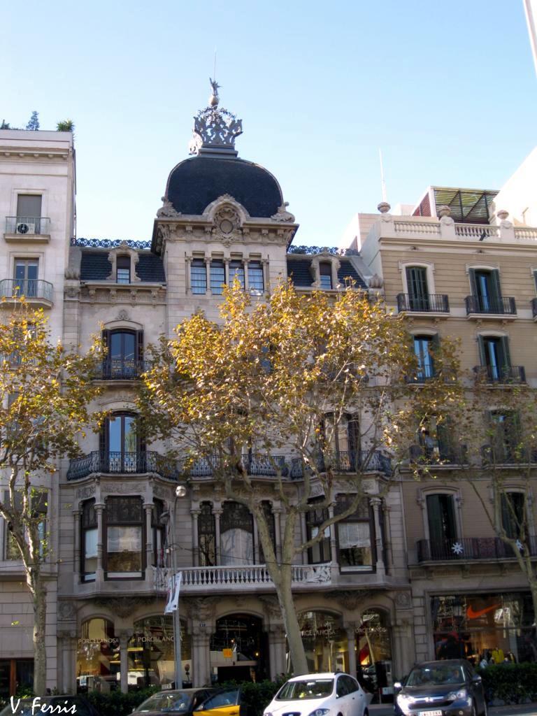 Casa malagrida barcelona modernista - Casa modernista barcelona ...