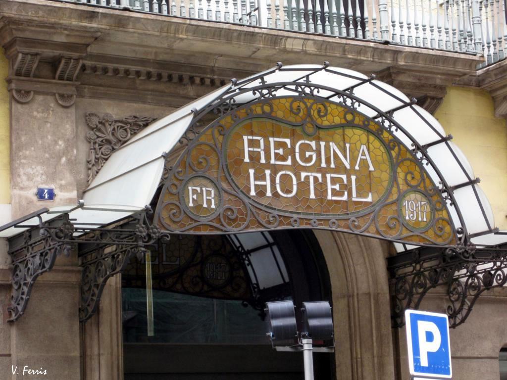 Hotel regina barcelona modernista for Hotel regina barcelona booking