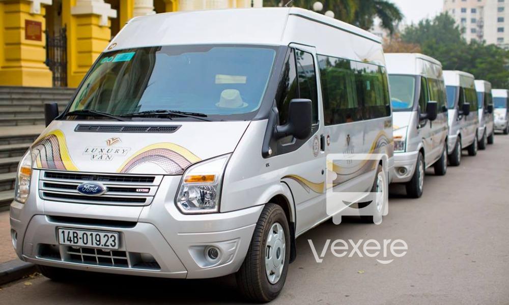 Xe limousine Hà Nội Quảng Ninh: Luxury Transport
