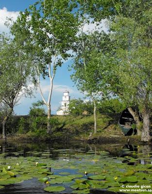 Biserica din Letea - localitate de frontiera