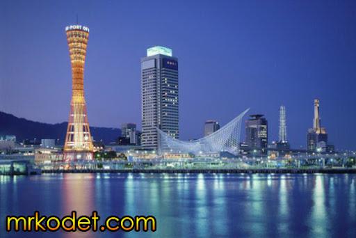 5. Kobe Japan 10 Bandar Terbersih Di Dunia