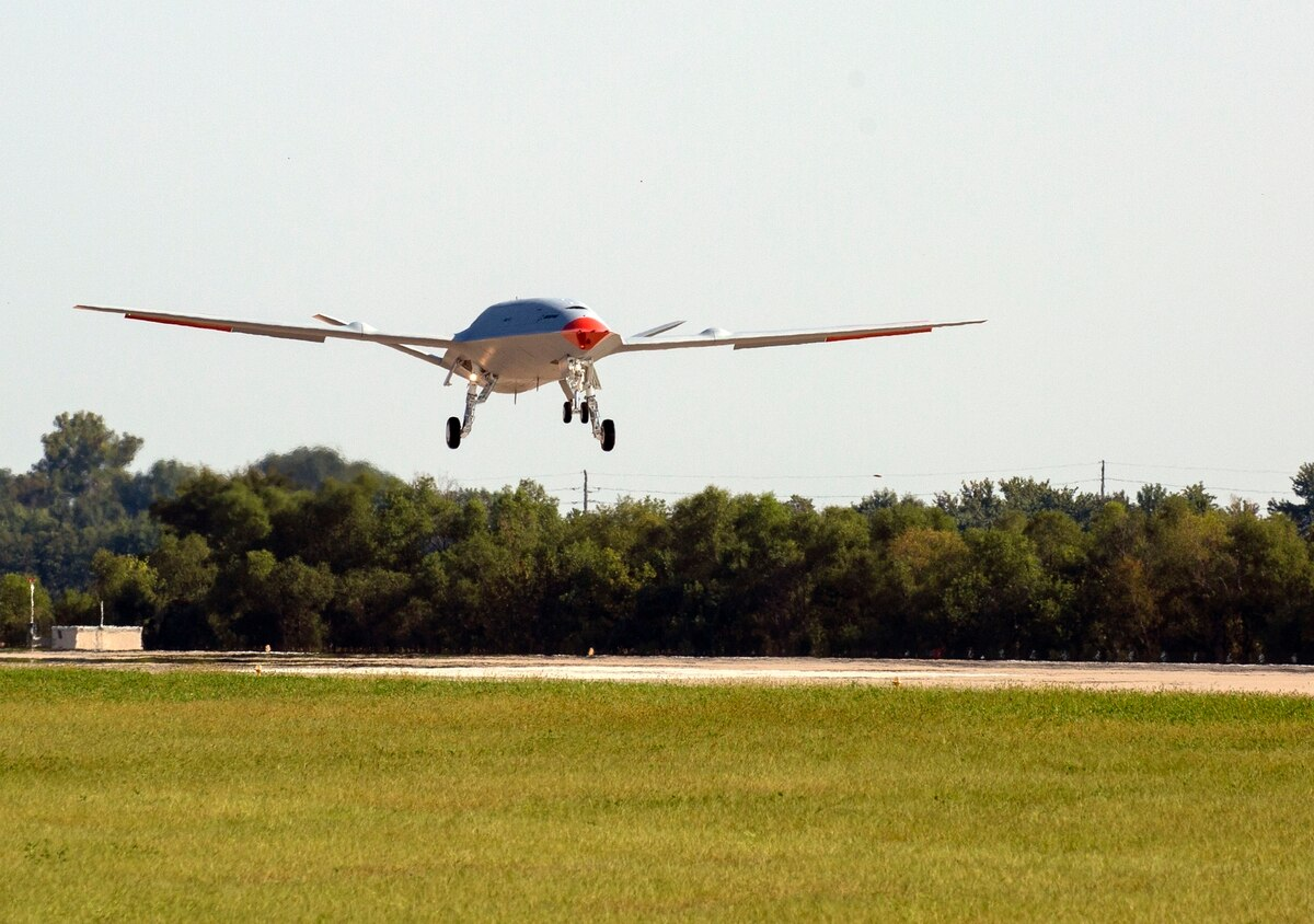 Autonomous Refueling Drone takes its first flight