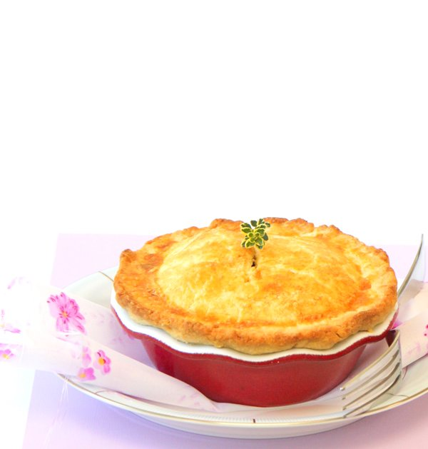 Elra's Cooking~: Tyler Florence's Chicken Pot Pie