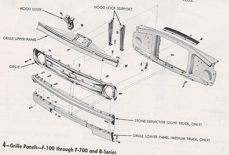 1962 ford f100 parts catalog  ford  auto parts catalog and