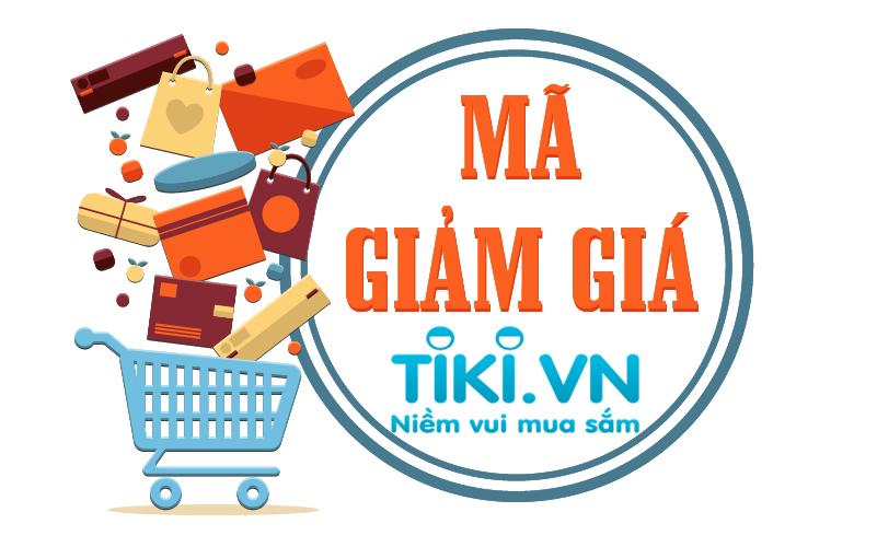 Mã Tiki Voucher giúp bạn có thể thỏa sức mua sắm nhiều mặt hàng cần thiết