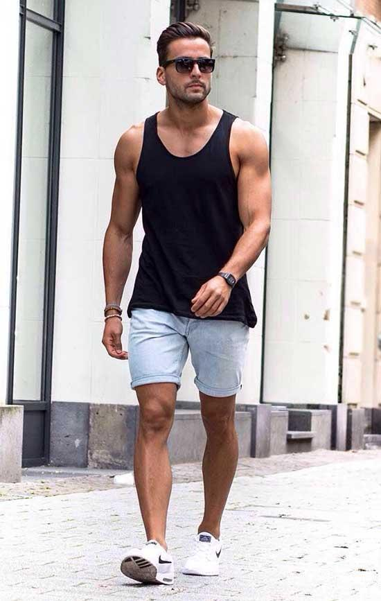 Buy sleeveless shirt outfit> OFF-64%