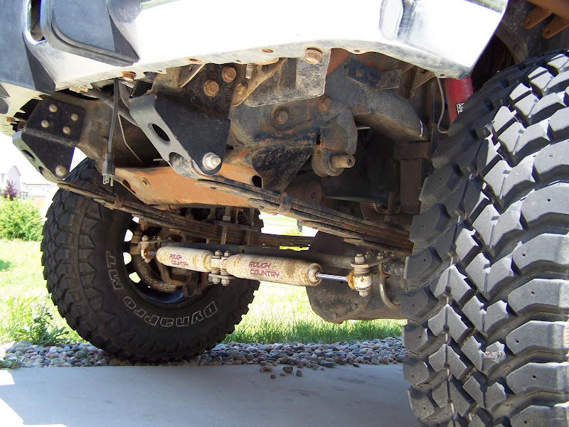 Solid axle swap on 97 swb - The 1947 - Present Chevrolet & GMC Truck