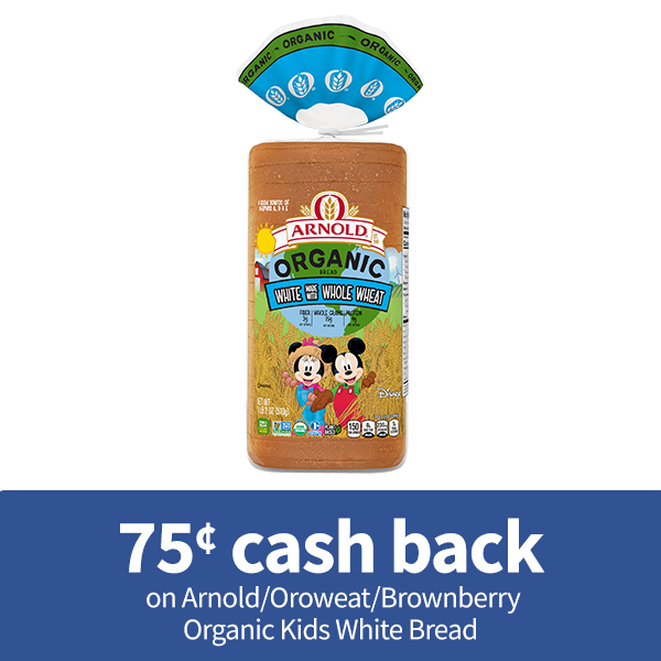 Arnold bread coupon