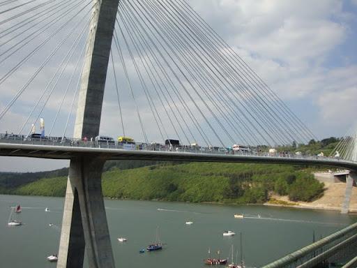 Inauguration du pont de Térénez DSC02486