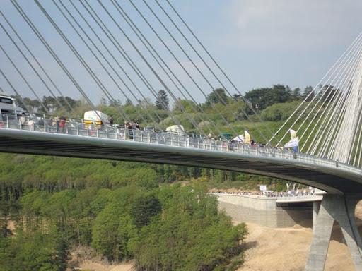 Inauguration du pont de Térénez DSC02490