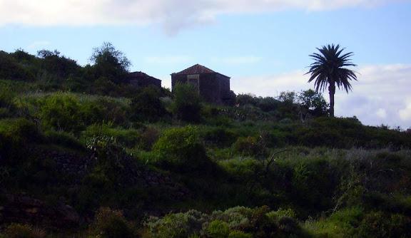 Alte Finca auf La Palma,Kanaren