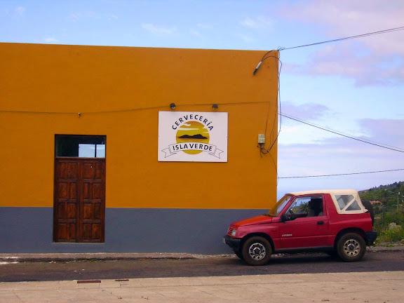 Neu auf La Palma Privatbrauerei