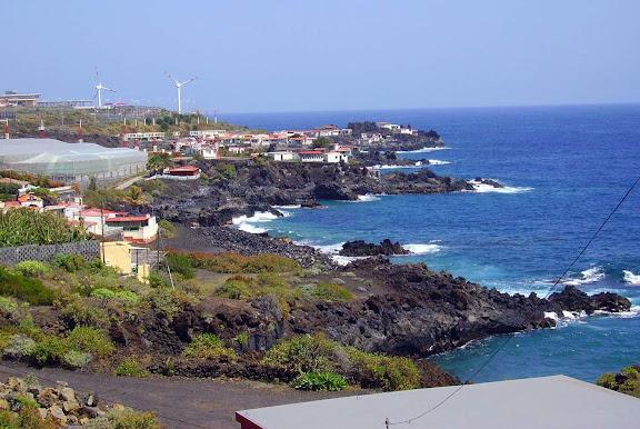 Playa del Hoyo,La Palma,Kanaren