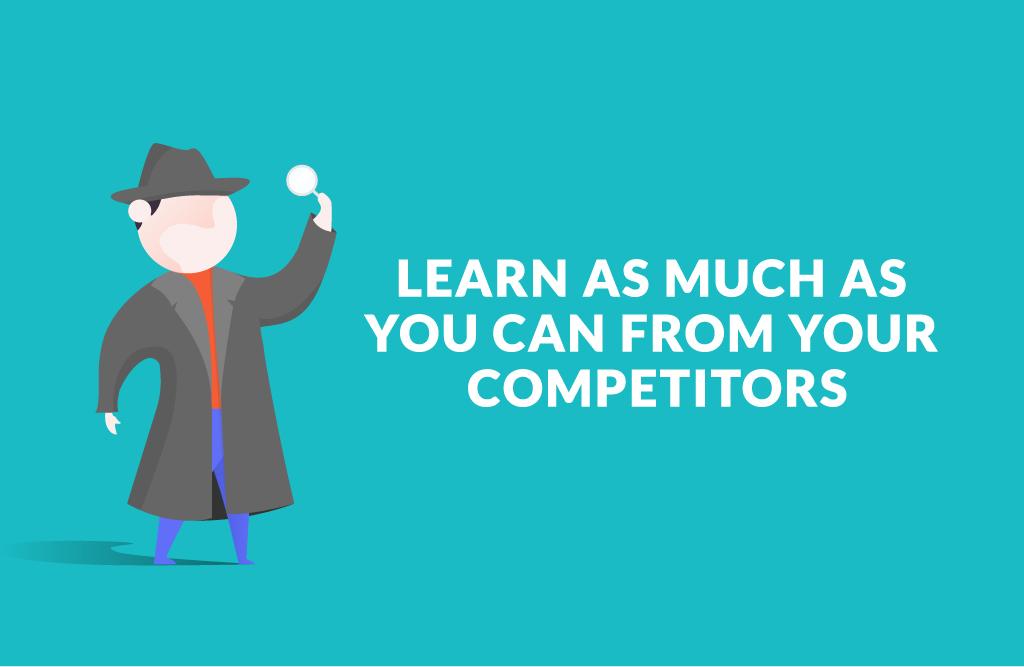 Phân tích đối thủ cạnh tranh |  Bốn chấm