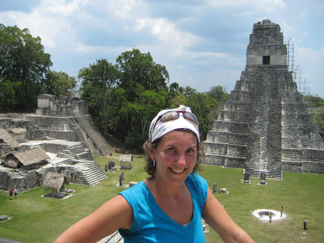 Mayan ruins - Actually, in Guatemala