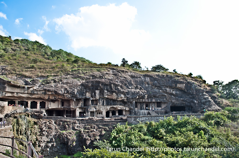 Ellora caves old caves India, Tarun Chandel Photoblog